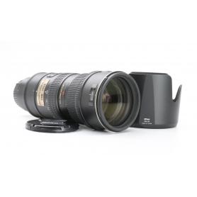 Nikon AF-S 2,8/70-200 G IF ED VR (225647)