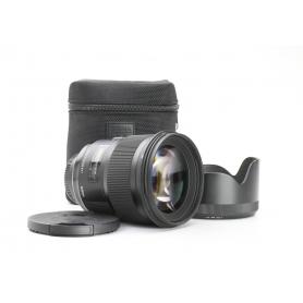 Sigma EX 1,4/50 DG HSM ART NI/AF D (225672)