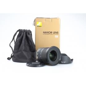 Nikon AF-S 3,5-4,5/10-24 G ED DX (225626)