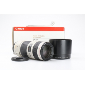 Canon EF 4,0/70-200 L IS USM (225696)
