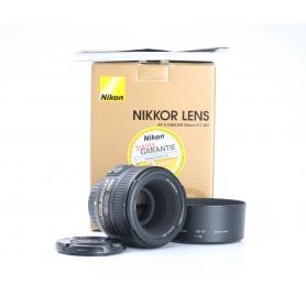 Nikon AF-S 1,8/50 G (225715)