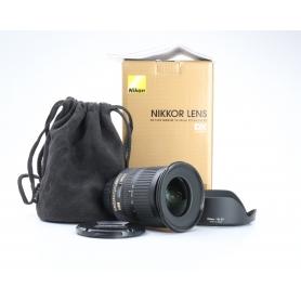 Nikon AF-S 3,5-4,5/10-24 G ED DX (225717)