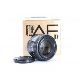 Nikon AF 1,4/50 D (225720)
