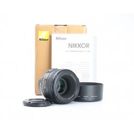 Nikon AF-S 1,8/50 G (225732)