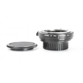 Sigma AF Tele Converter 1,4x Ni/AF (225735)