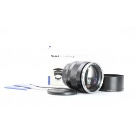 Zeiss Planar T* 1,4/85 ZE C/EF (225702)