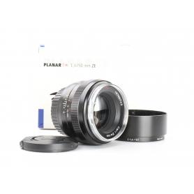 Zeiss Planar T* 1,4/50 ZE C/EF (225704)