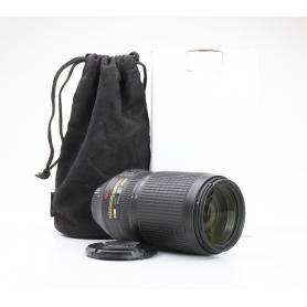 Nikon AF-S 4,5-5,6/70-300 G IF ED VR (225738)