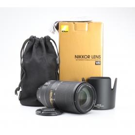 Nikon AF-S 4,5-5,6/70-300 G IF ED VR (225747)