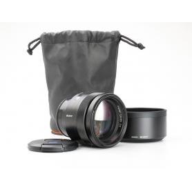 Sony Zeiss Planar T* 1,4/85 ZA (225780)