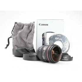 Canon EF 4,0/8-15 L USM Fisheye (225792)