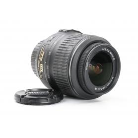 Nikon AF-S 3,5-5,6/18-55 G ED DX VR (225427)