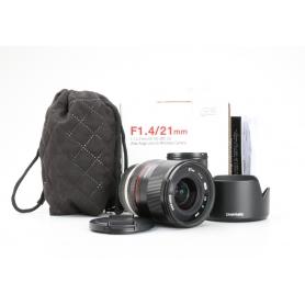 Samyang AS 1,4/21 UMC CS für Fujifilm (225790)