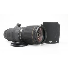 Sigma EX 4,0/100-300 APO DG HSM IF NI/AF D (225803)