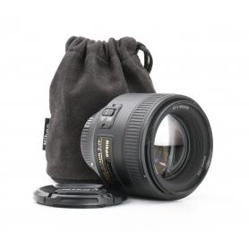 Nikon AF-S 1,8/85 G (225822)