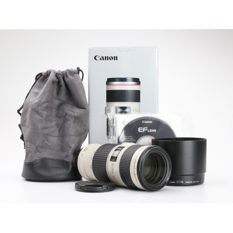 Canon EF 4,0/70-200 L IS USM (225828)