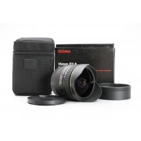 Sigma EX 2,8/15 DG Fisheye C/EF (225834)