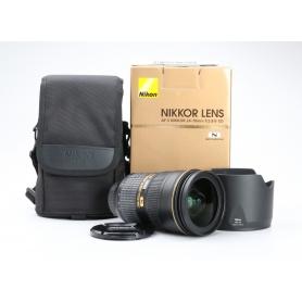 Nikon AF-S 2,8/24-70 G ED (225835)