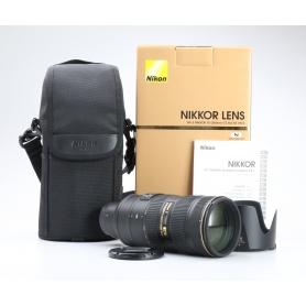 Nikon AF-S 2,8/70-200 G IF ED VR II (225836)