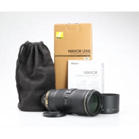 Nikon AF-S 2,8/70-200 G IF ED VR (225843)