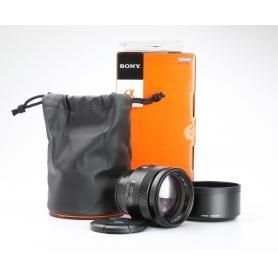 Sony Zeiss Planar T* 1,4/85 ZA (225860)