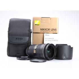 Nikon AF-S 2,8/24-70 G ED (225864)