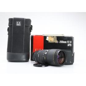Sigma EX 2,8/70-200 APO HSM NI/AF (225881)