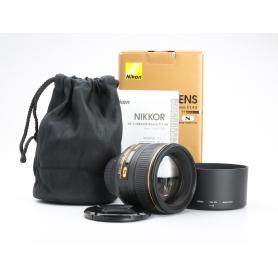 Nikon AF-S 1,4/85 G N (225886)