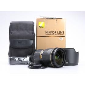 Nikon AF-S 2,8/24-70 G ED (225891)