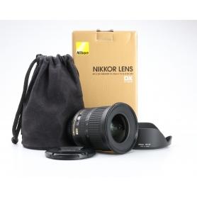 Nikon AF-S 3,5-4,5/10-24 G ED DX (225893)