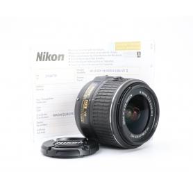Nikon AF-S 3,5-5,6/18-55 G ED VR DX II (225898)