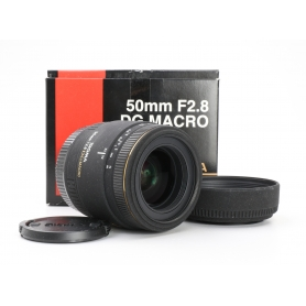 Sigma EX 2,8/50 DG Makro C/EF (225902)