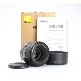 Nikon AF-S 1,8/50 G (225911)