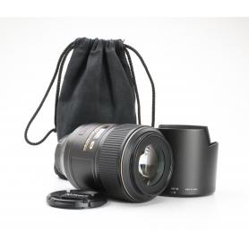 Nikon AF-S 2,8/105 Makro G IF ED VR (225912)