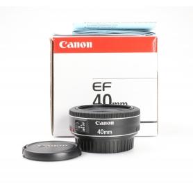 Canon EF 2,8/40 STM (225915)