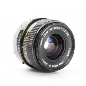 Canon FD 2,8/28 S.C. (225941)