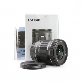 Canon EF-S 4,5-5,6/10-18 IS STM (225992)