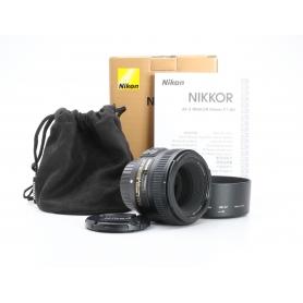 Nikon AF-S 1,8/50 G (225264)