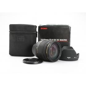 Sigma EX 2,8/18-50 DC Makro NI/AF D (226054)