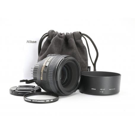 Nikon AF-S 1,4/50 G (226065)