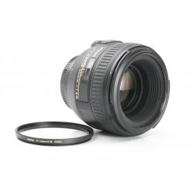 Nikon AF-S 1,4/50 G (226029)