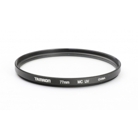 Tamron UV-Filter 77 mm MC-UV E-77 (226078)