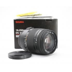 Sigma EX 3,5-6,3/18-250 DC OS HSM Makro C/EF (226207)