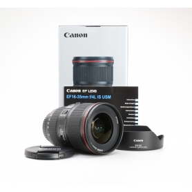 Canon EF 4,0/16-35 L IS USM (226216)