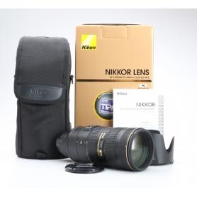 Nikon AF-S 2,8/70-200 G IF ED VR II (226217)