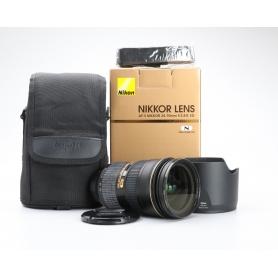 Nikon AF-S 2,8/24-70 G ED (225999)