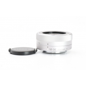 Panasonic Lumix G-Vario 3,5-5,6/12-32 Mega OIS Silber (226166)