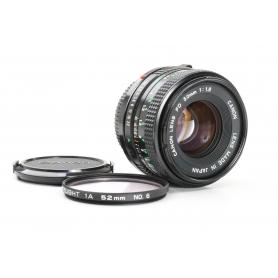 Canon FD 1,8/50 (226269)