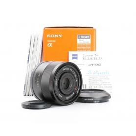 Sony Zeiss Sonnar FE 2,8/35 ZA T* E-Mount (226286)