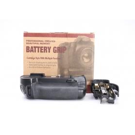 OEM Hochformatgriff Battery Pack D7100 wie MB-D15 für Nikon D7100 (226290)